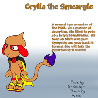 Deviant Stars: Crylla the Smeargle of the PSSL