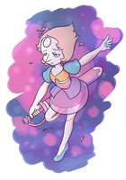 A Single Pale Rose by Vickie4423