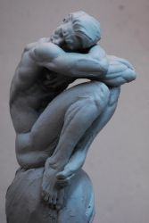 Seated Male (Work in Progress) by EricMichaelWilson