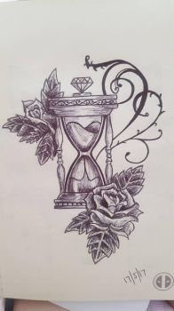 Hourglass  by idrawpicskthnx