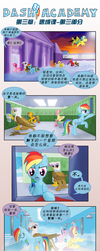 Dash Academy Chapter3 part3 (Chinese) by DoctorBasil