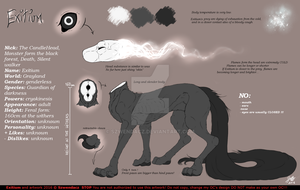 EXITIUM Reference Sheet by Szwendacz