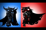 Dage the Evil Meets Ganloth by Bill-James