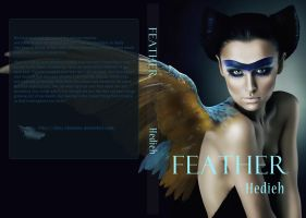 Feather - Predesigned Book Cover by shiny-shadows-Art