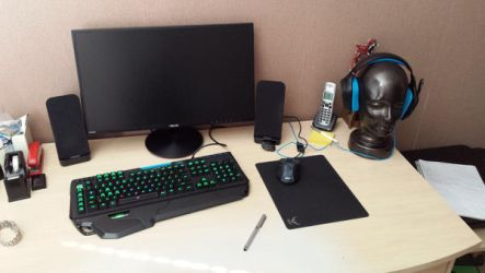 Mine current PC-Setup by pessie83