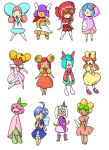 Bullets animation Girl concepts by BubbleDriver