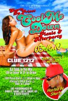 Cool Me Down Flyer by Numbaz