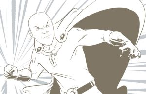 Digital Dailies - One Punch Man by DanielHooker