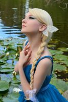 Water Nymph Stock - Preview by MariaAmanda