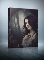 Book Cover 1 - for sale (Collab) by octobre-rouge