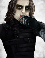 The Winter Soldier by mixedlies