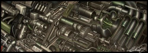 Engine by lukart