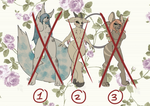 (CLOSED) Adopts by jaytotheark