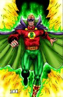 Alan Scott by joeyjarin