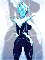 Killer Frost by Layerth