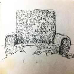 Chair by markcrilley