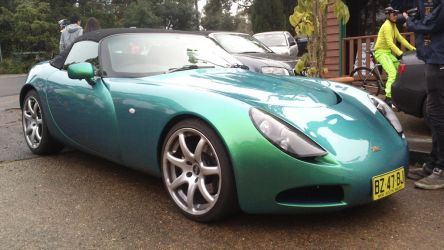2003 TVR T350 Spider by TricoloreOne77