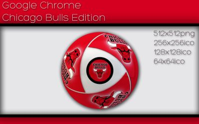Google Chrome Chicago Bulls Edition by xylomon