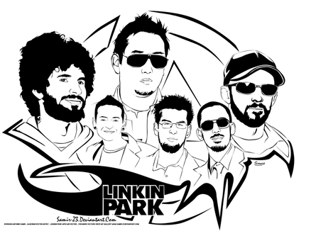 LINKIN PARK by Samir-Z3