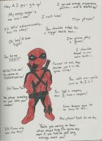 Deadpool Ultimate Alliance 2 by enterlameprofilename