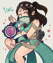 Ying by SkyTheSharkicorn