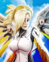 Mercy (Angela Ziegler) by AbangGajan
