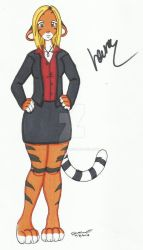 Lana -signed- by cqmorrell