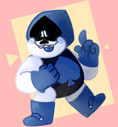Lancer by cherry-bearie