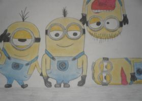 Minions :) by Neddle