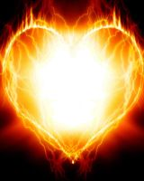 Fire heart by arghus