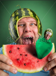 watermelon my ASS fucker by 401kittysaj