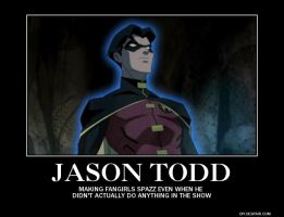Jason Todd by browniesarethebest