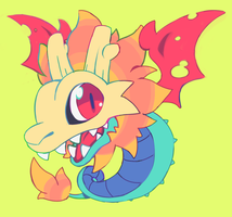 airdramon by extyrannomon