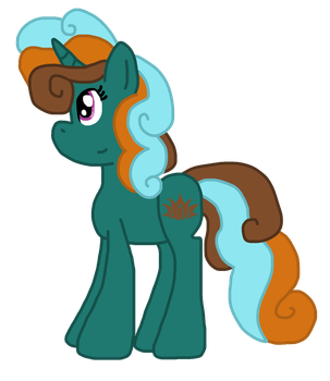 Sweet Lotus Ref by PaintTasticPony