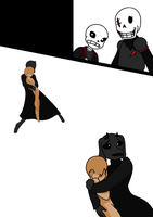Undertale Collab 131 by Underbases