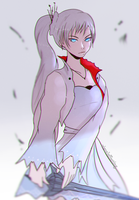 weiss by Dreamingoff