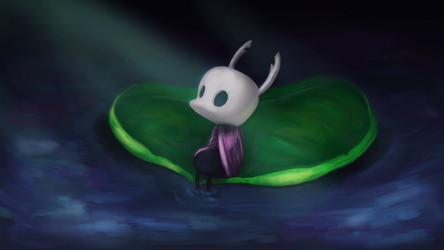 Hollow Knight by Brou07