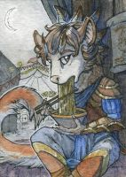 ACEO-03-2018 by Rait-StormDragoness