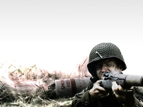 Band of Brothers Crossroads by SjoerdB