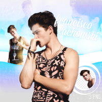 PNG Pack(47) Francisco Lachowski by AlwaysSmileForMe