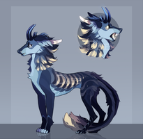 Adopt auction #20 [CLOSED] by onlDaff