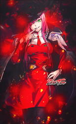 Zero Two by Himaritae