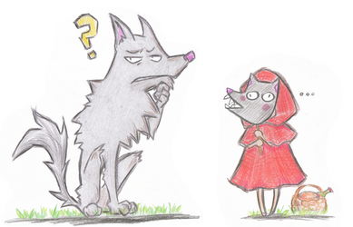 Red Riding Hood - Trick by Finte