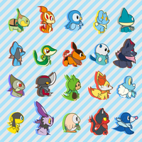 Pokemon Mystery Portraits 2