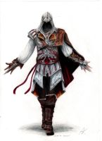 Assasin's creed by Nana749