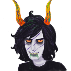 Gamzee goes even crazier by Puddum