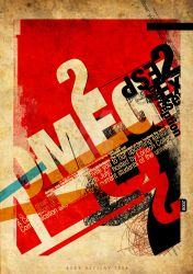 Omega TypoGRAPHY by palax