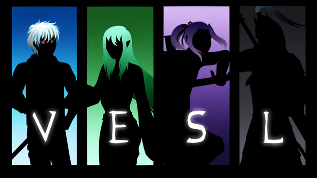 Team VESL Banner Commission by SableNight112 by Jarl-of-the-North