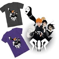 Bleach 2nd T-Shirt Design by Wandering-Soul-94
