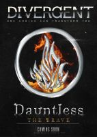 Divergent fan made Poster - Dauntless by MyVanillaSky